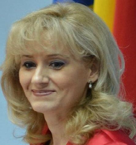 Doamna Ioana Mădălina LUPEA - Prefectul Județului Prahova