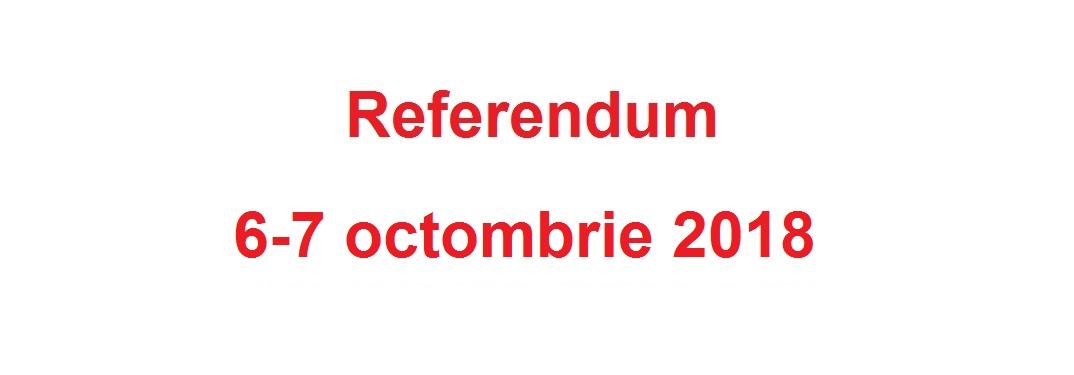 Referendum pentru revizuirea Constitutiei