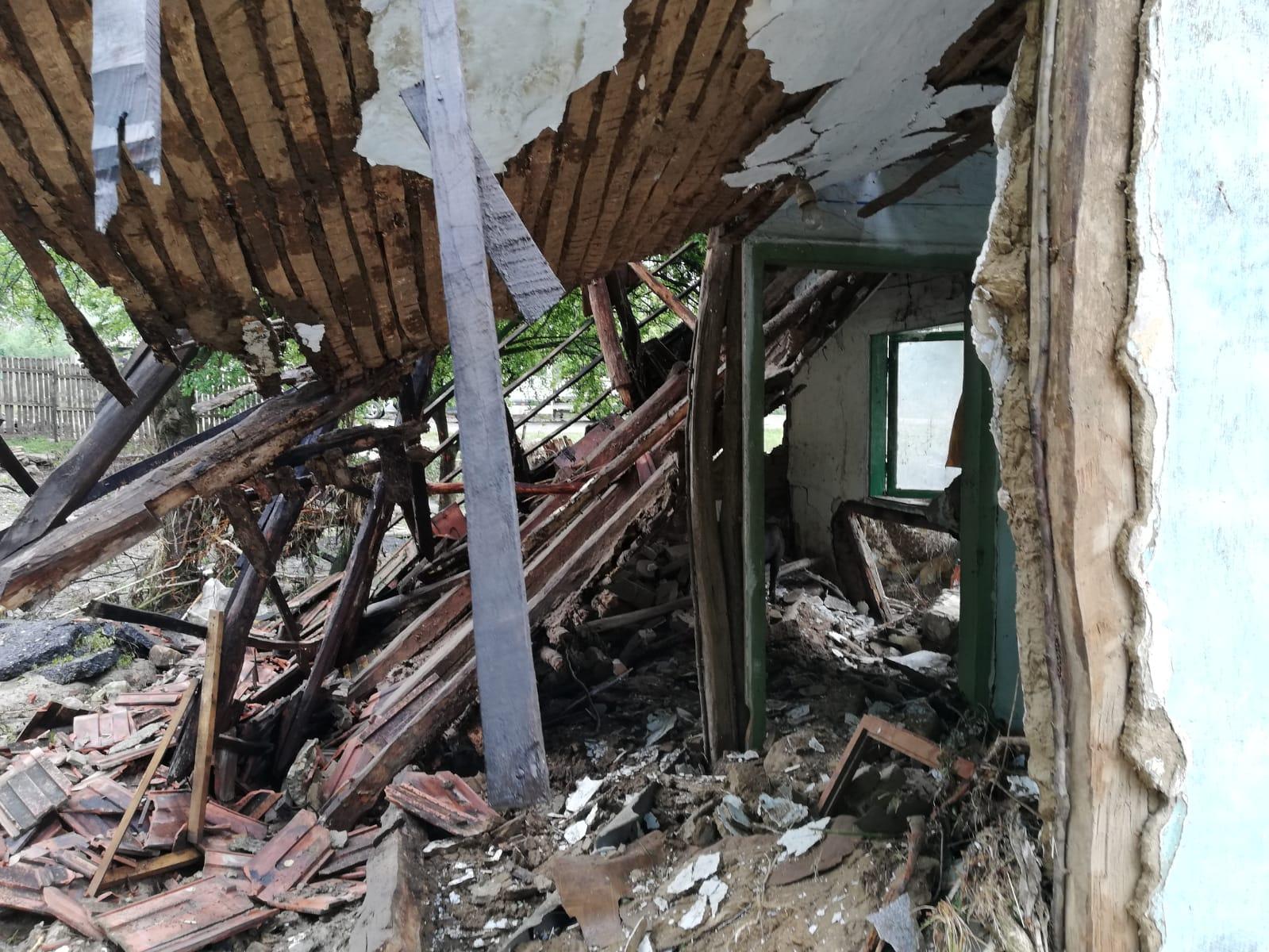 Mai multe localități din Prahova afectate de fenomene meteo și hidro periculoase în perioada 31 mai-