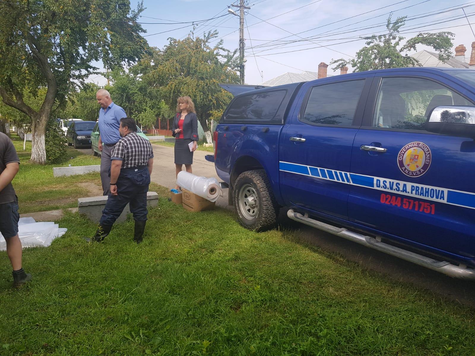 Comunicat de presă-Măsuri privind combatarea focarului de pestă porcină din Poienarii Rali