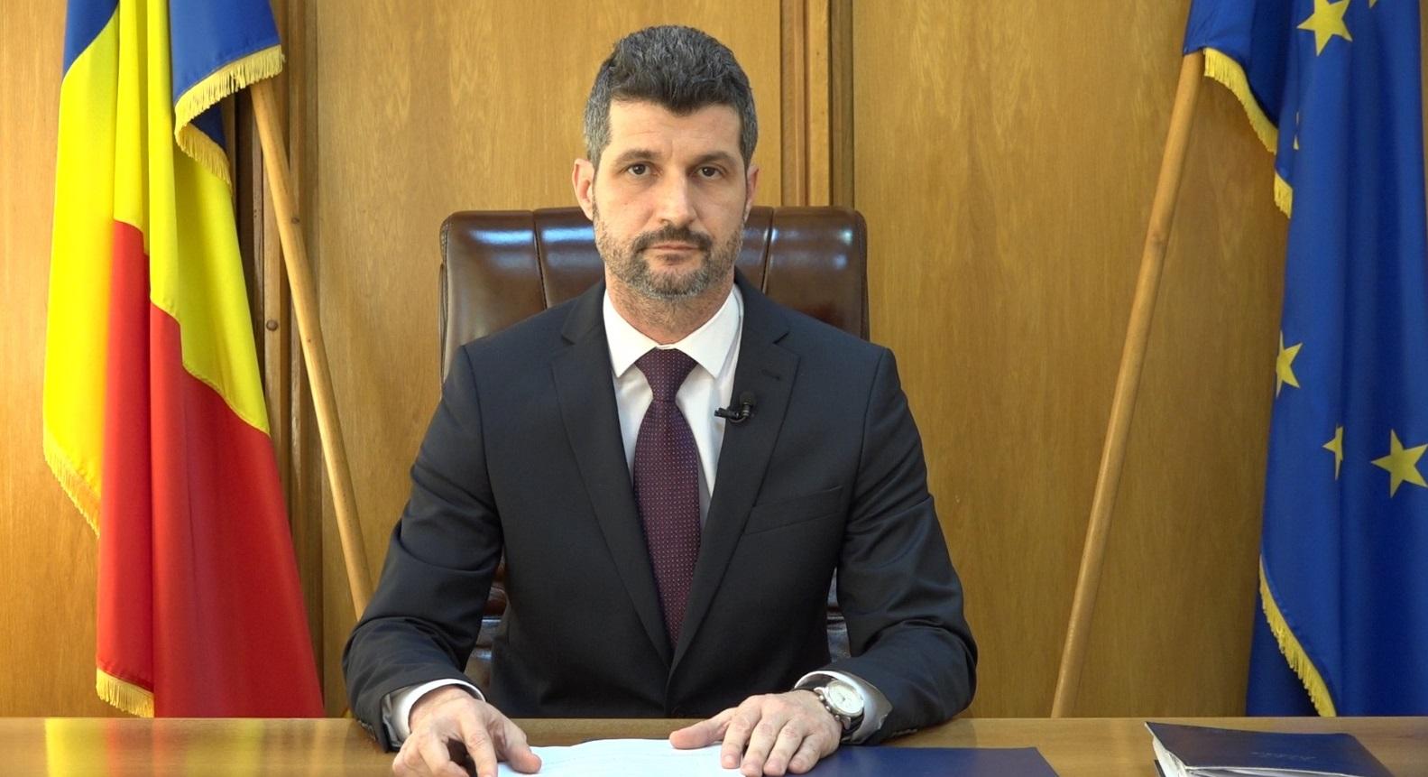 Mesajul domnului prefect Cristian Ionescu cu privire la măsurile care trebuie luate pentru prevenire